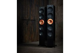 KEF Reference 5 Copper Black Foundry Edition