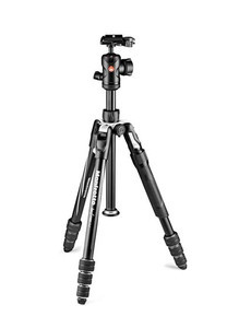 Стильные новинки от Manfrotto - штативы Befree Advanced Nerissimo и Befree 2N1